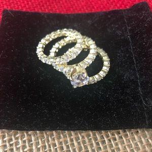 Jewelry - CZ Ring size 7